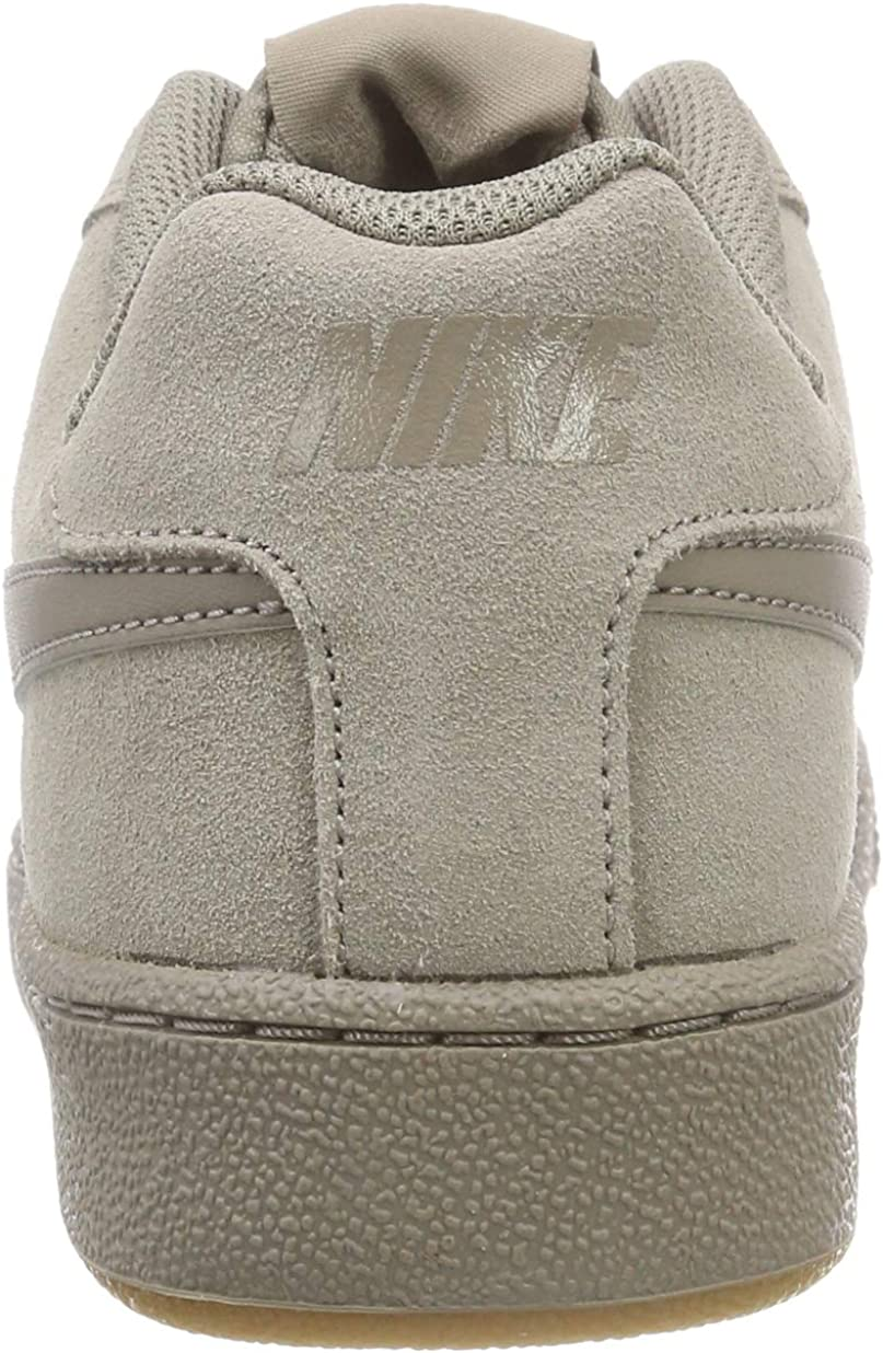 Nike Court Royale Suede, Sneaker Uomo Multicolore Light Taupe Light Taupe Gum Light Brown 202