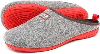 Pantofole per Casa Uomo/Donna in Feltro. Pantofole Unisex Invernali e estive. Fabbricate in Spagna con Prodotti Reciclati....
