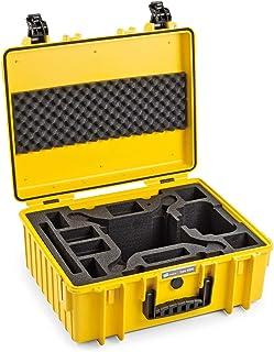B&W International GmbH 6000/Y/DJI4P B&W Type 6000/Y inlay voor DJI Phantom 4/4 Pro Plus / 4 Advanced / 4 Obsidian Copter C...