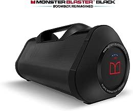 Monster Superstar Blaster Boombox: High Performance Portable Wireless Bluetooth Speaker,..