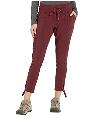 Prana Bindu Pant (Black Cherry) Women