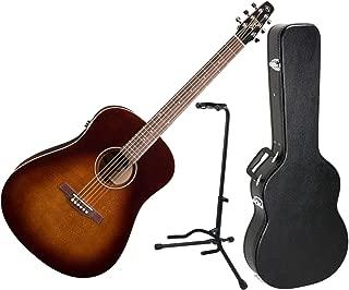 Seagull S6 Original Burnt Umber QIT Acoustic-Electric Guitar (Open Box)