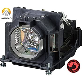 Panasonic PT-EX500E Replacement Lamp and Housing Assembly with High Quality Genuine Original Philips Bulb Inside Expert Lamps