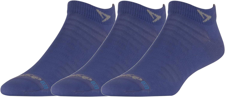 Drymax Hyper Thin Running Crew Socks, 3 Pair