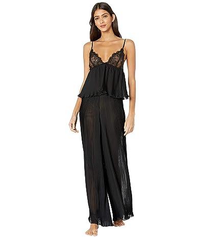 BLUEBELLA Atalanta Cami and Trousers Set (Black) Women