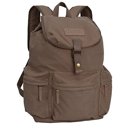 CADeN Canvas Bag DSLR Camera Backpack for Women Men