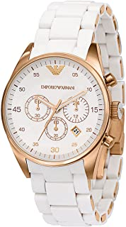 Emporio Armani Casual Watch Analog Display Quartz for Women AR5920
