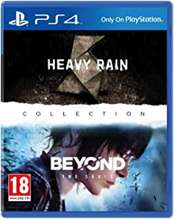 High Qualityand Beyond Two Souls Collection (PS4)