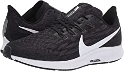 Nike air zoom pegasus 32 black pure platinum white + FREE