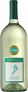 Barefoot White Moscato, 1.5 L