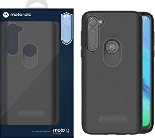 Motorola Essentials Moto G Stylus (2020) Protective Case- Black - Precision fit Shock Absorbing Cases for Enhanced Phone G...