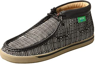 Twisted X Women's Eco TWX Printed Driving Moccasin Shoes Moc Toe