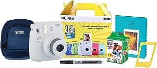 Fujifilm Instax Mini 9 Joy Box (Smoky White)