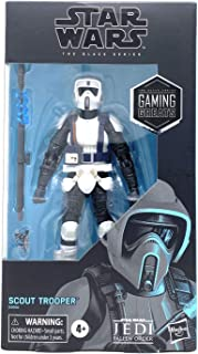 Hasbro - Figurine Star Wars Jedi Fallen Order - Scout Trooper Black Series Gaming Greats 15cm - 5010993750191