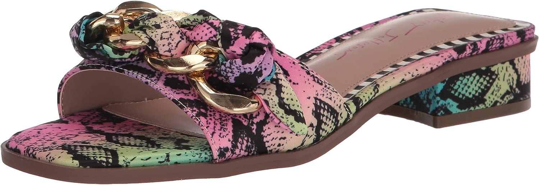 Betsey Johnson Women's Milley Slide Sandal