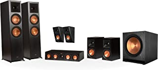 Klipsch RP-8000F 7.1 Home Theater System - Ebony