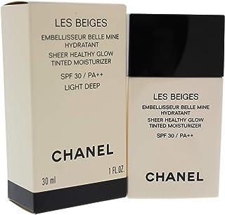 Chanel LES BEIGES embellisseur belle mine hydratant SPF30#l. deep