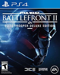 Star Wars Battlefront II: Elite Trooper Deluxe Edition (輸入版:北米) - PS4
