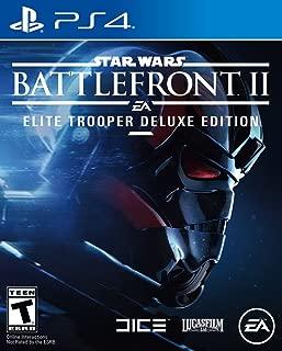 Star Wars Battlefront II: Elite Trooper Deluxe Edition - PlayStation 4