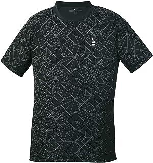 ゴーセン(GOSEN) テニス バドミントン 試合用 男女兼用 ゲームシャツ 日本ソフトテニス連盟/日本バドミントン協会審査合格品