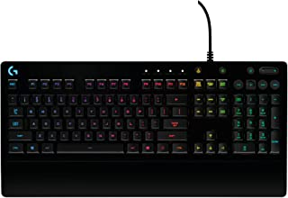 Logitech Prodigy G213 RGB Gaming Keyboard