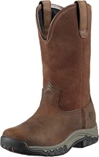 Women's Terrain Pull On Waterproof Boot