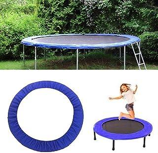 Mini fitness studsmatta, hopfällbar och justerbar, hög energi rebound och tilt, lämplig för att hoppa till studsmatta i gy...