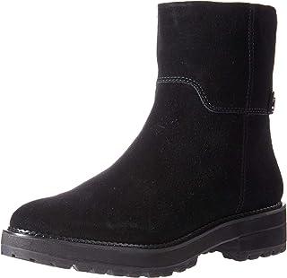 حذاء برقبة حتى الكاحل للسيدات ROALBA2 من Franco Sarto ، أسود، مقاس 6 M US