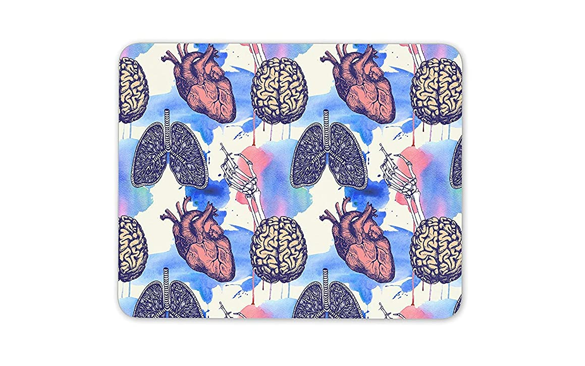 Cool Medical Mouse Mat Pad - Doctor Nurse Student Human Gift PC Computer