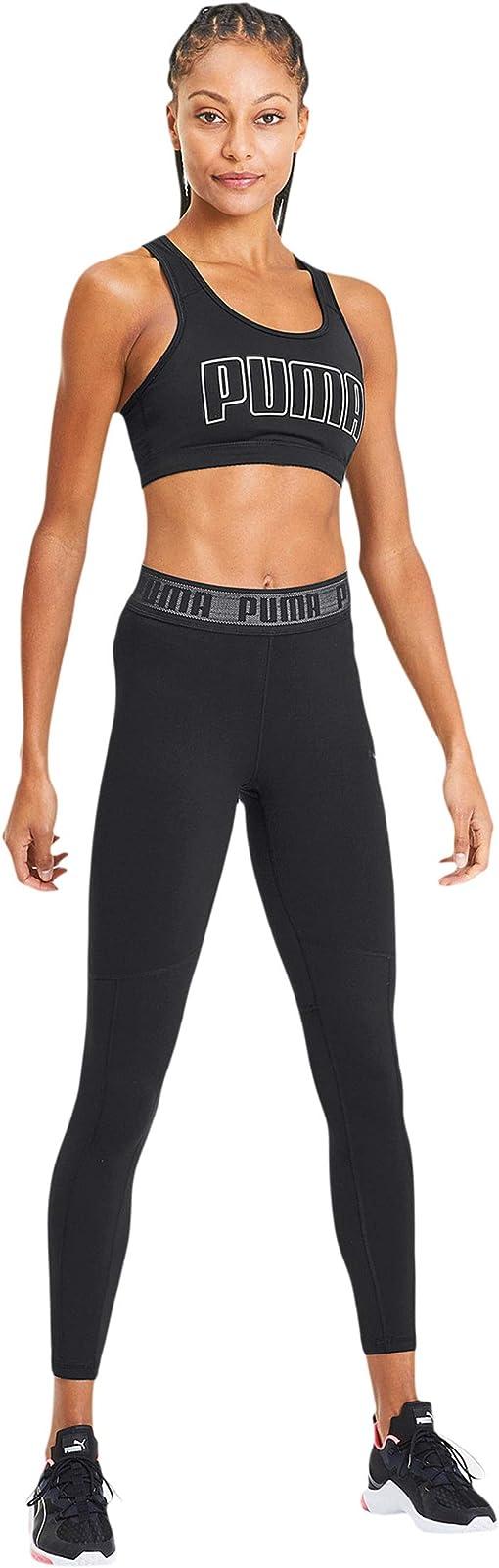 Puma Black/Puma White/Metallic Silver Puma