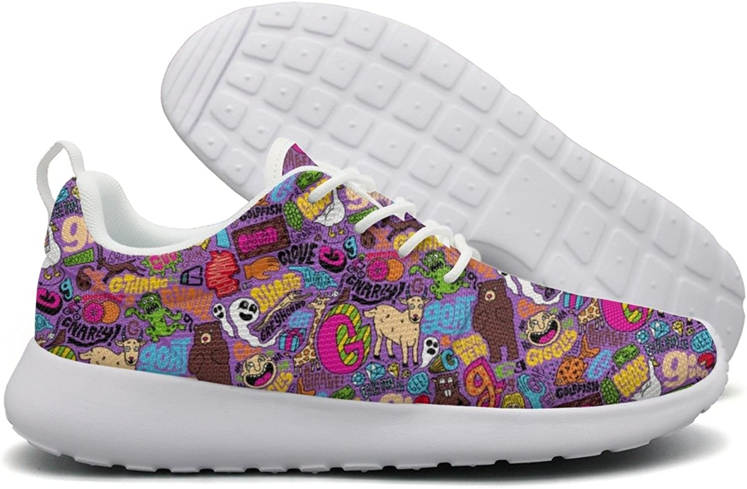 New Real Ghost Women Funny Fashion Running shoes