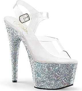Women's Adore-708LG Ankle-Strap Sandal