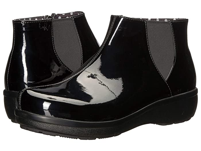 Alegria  Climatease (Black Patent) Womens  Boots
