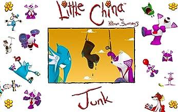 LITTLE CHINA.: JUNK.