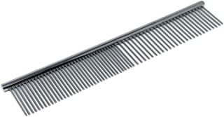 Snuggly Paws Metal Dog Grooming Comb - 7 1/2