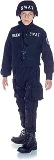 SWAT Police Kids Costume