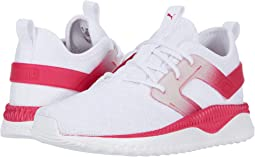 Puma White/Puma White/Bright Rose