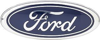 Ford F1140508 Genuine Fiesta MK6 2001-2008 Front Oval (Length 11.5 cm, Width 4.5 cm, Height 0.6 cm)