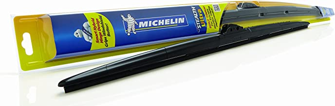 Michelin 8522 Stealth Ultra Windshield Wiper Blade with Smart Technology, 22