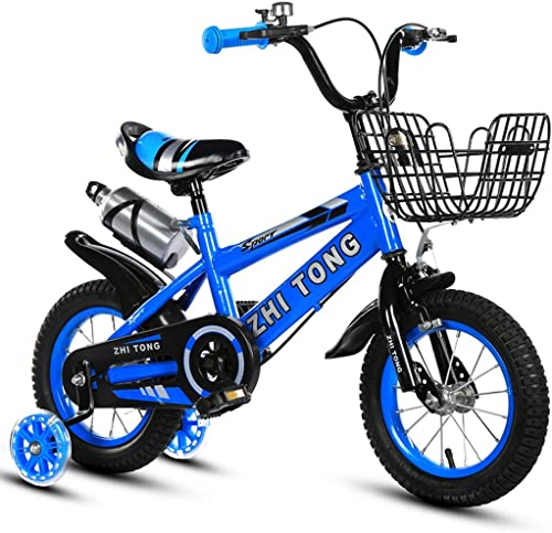 alta calidad y envío rápido QFF Bicicleta para Niños, con Taza Bicicleta Niño Princesa Princesa Princesa Bicicleta Multifunción Creatividad Longitud de la Bicicleta 88-121CM ZRJ  punto de venta en línea