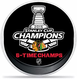 Chicago Blackhawks 2015 Stanley Cup Champions Pennant Fanion-9829