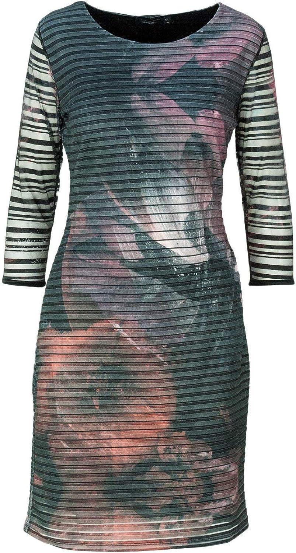 Desigual Womens Vest_pink Glam Dress