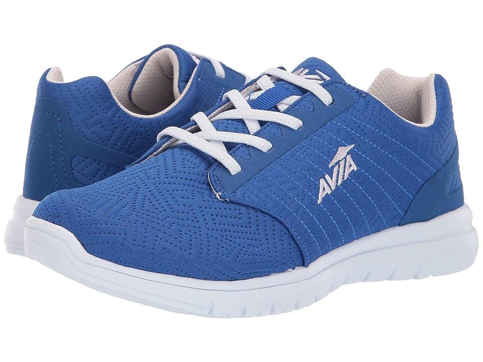 Avia Avi-Solstice (Dazzling Blue/Shrinking Violet/White) Women