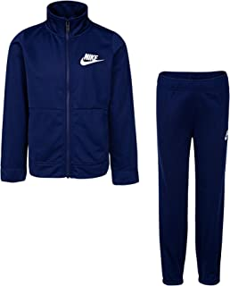 Little Baby Boys' Tricot Track Suit 2-Piece Outfit Set, Game Royal,