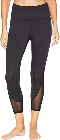Micro Mesh Leggings