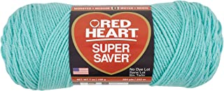 Red Heart Super Saver Yarn, Aruba Sea