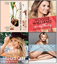 High vibrational beauty,everything [hardcover],body book,pretty happy 4 books collection set