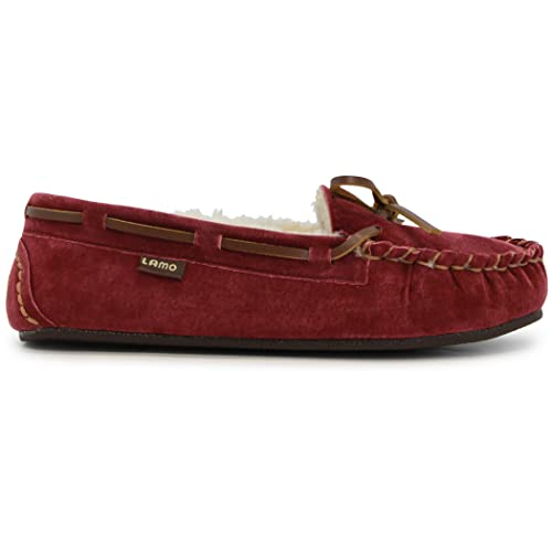 Lamo Womens Britian MC II Moccasin