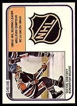 Hockey NHL 1981-82 O-Pee-Chee #384 Wayne Gretzky LL NM-MT Oilers