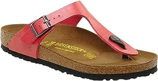 Womens Gizeh Birko-Flor Adjustable T-Strap Sandals